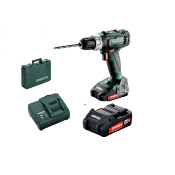 PERCEUSE-VISSEUSE SANS FIL METABO (BS 18 L)